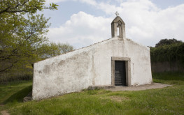 Chiesa campestre ad Aggius